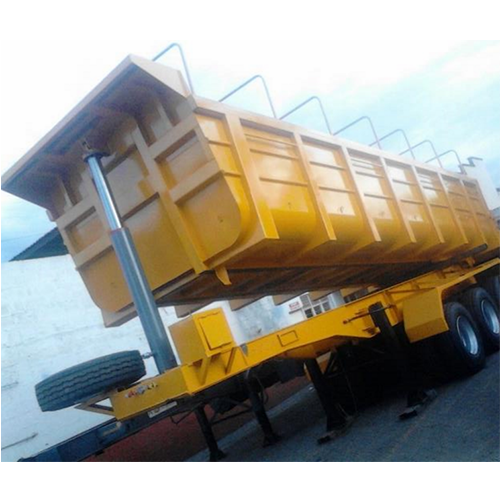 Tipping Trailer Series