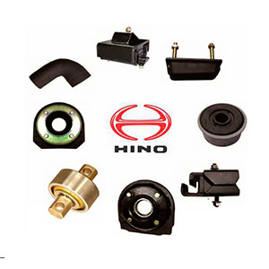 Truck spares for Hino